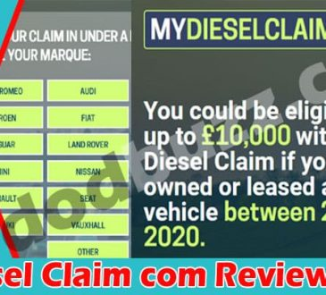 Mydiesel Claim com Reviews 2021