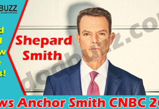News Anchor Smith CNBC (May 2021) Read The Information!