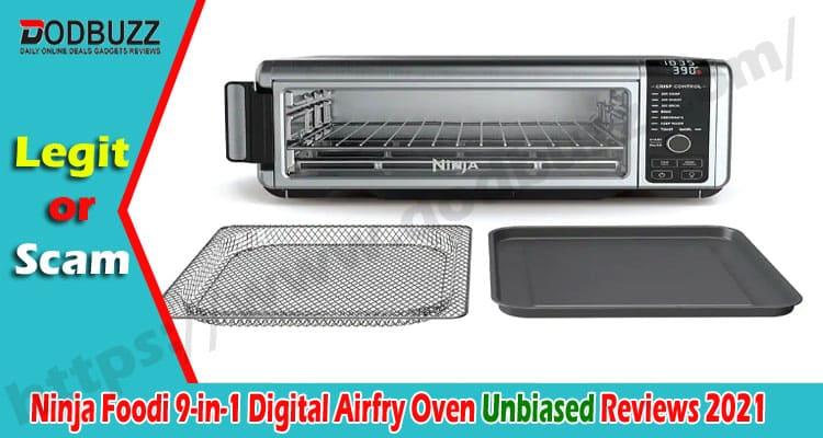 Ninja Foodi 9-in-1 Digital Airfry Oven Review (May) See!