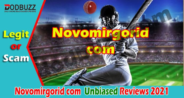 Novomirgorid Com (May 2021) - Check An Update Here!