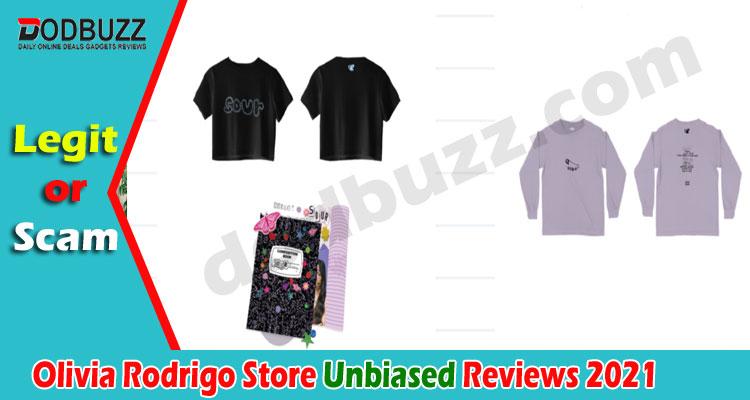 Olivia Rodrigo Store Reviews (May) Is This LegitScam