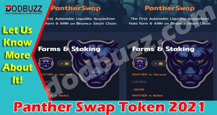 Panther Swap Token 2021