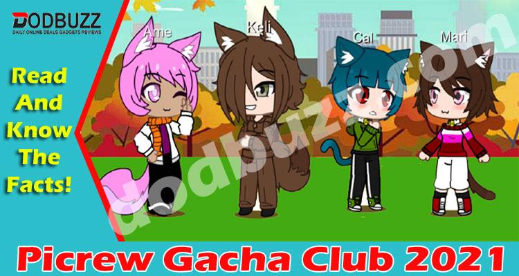 Picrew Gacha Club (May 2021) Get Your Avatar Here!