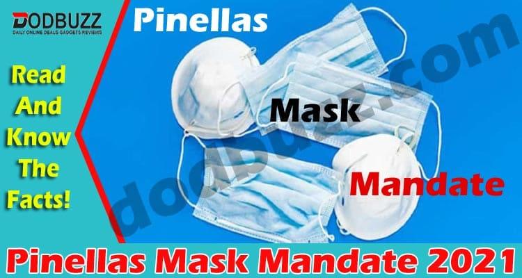 Pinellas Mask Mandate 2021