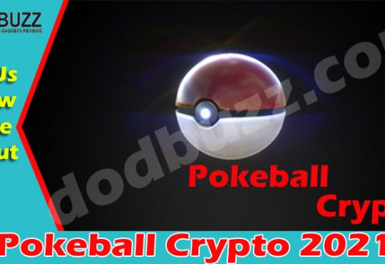 Pokeball Crypto 2021.