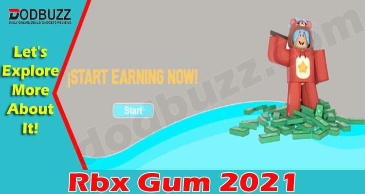 Rbx Gum 2021