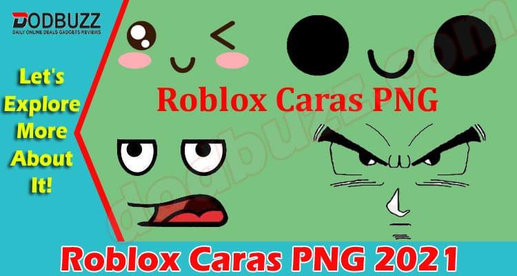 Roblox Caras PNG 2021