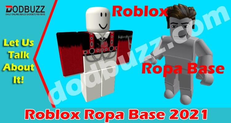 Roblox Ropa Base 2021