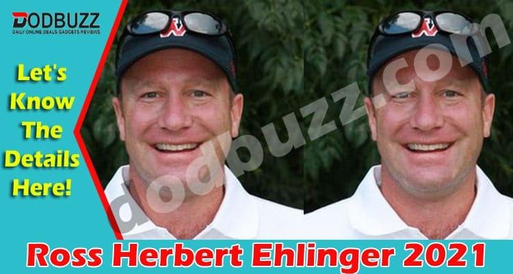 Ross Herbert Ehlinger 2021