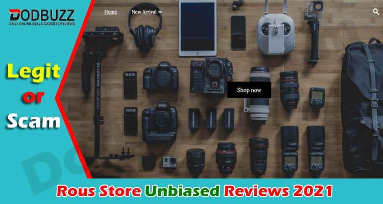 Rous Store Reviews 2021