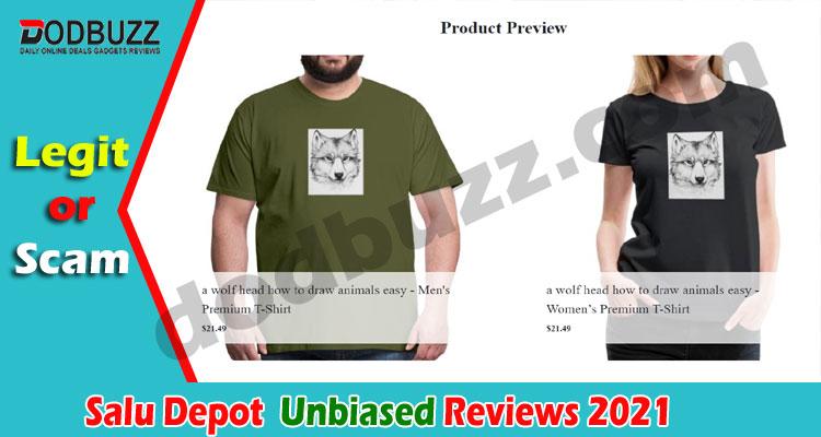 Salu Depot Reviews 2021.