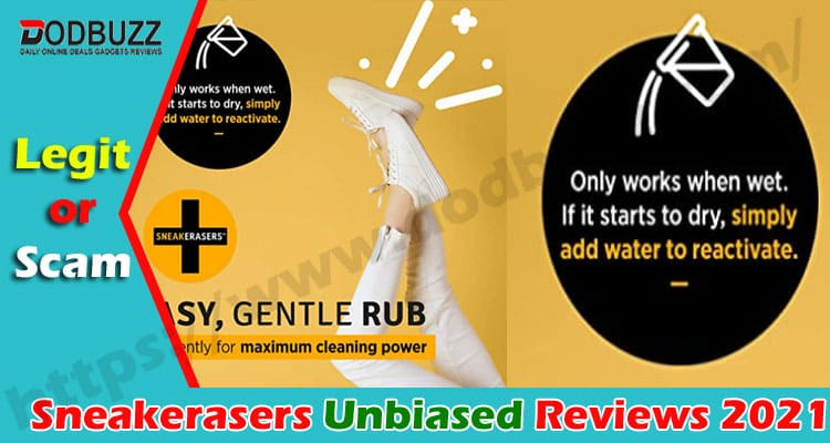 Sneakerasers Reviews (May 2021) Is The Product Legit!