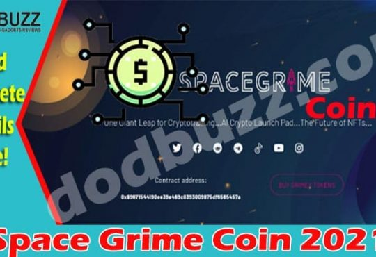 Space Grime Coin 2021