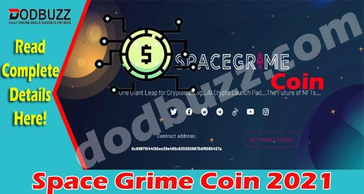 Space Grime Coin 2021