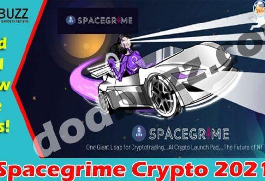 Spacegrime Crypto 2021.