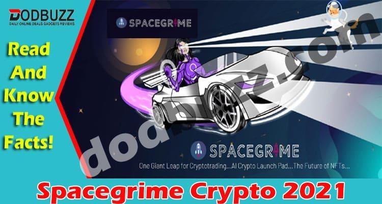 Spacegrime Coin 2021