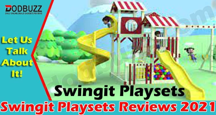 Swingit Playsets Reviews (May) Check The Details Here!