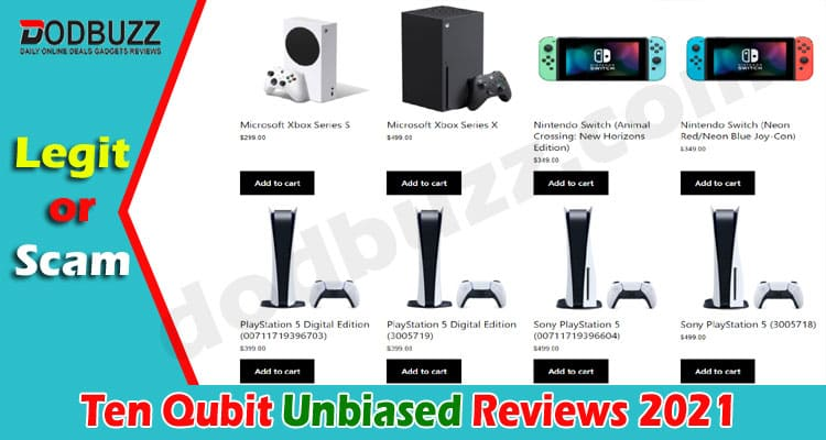 Ten Qubit Reviews {May 2021} Is It Another Scam Or Not