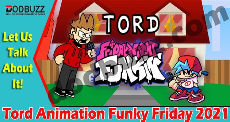 Tord Animation Funky Friday (May) Check The Updates!