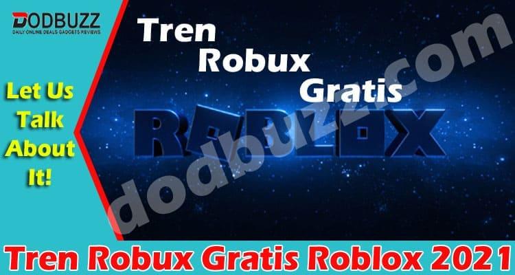 Tren Robux Gratis Roblox 2021