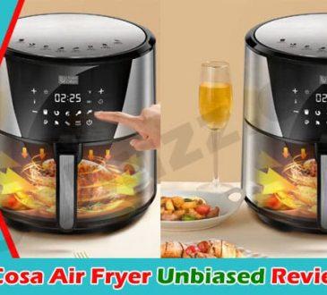 Ultima Cosa Air Fryer Review 2021