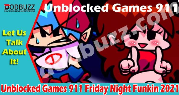 Unblocked Games 911 Friday Night Funkin 2021