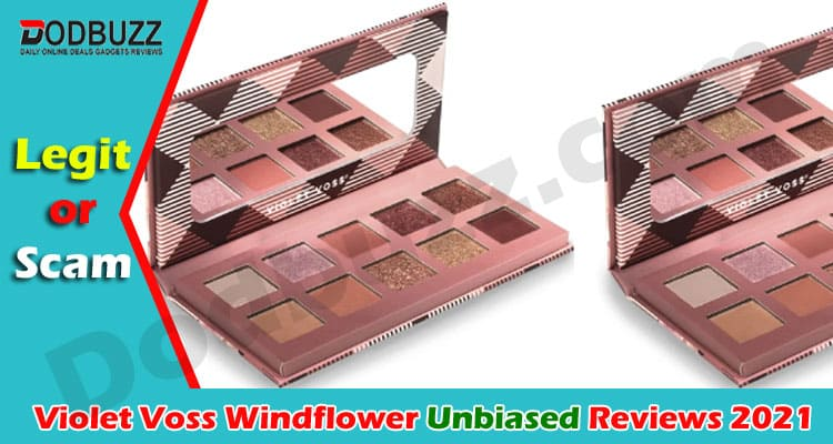 Violet Voss Windflower review 2021