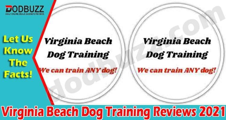 VirginiaBeachDogTrainingReviews 2021