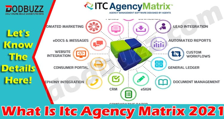 What Is Itc Agency Matrix (May) Let's Know The Tie-Up!