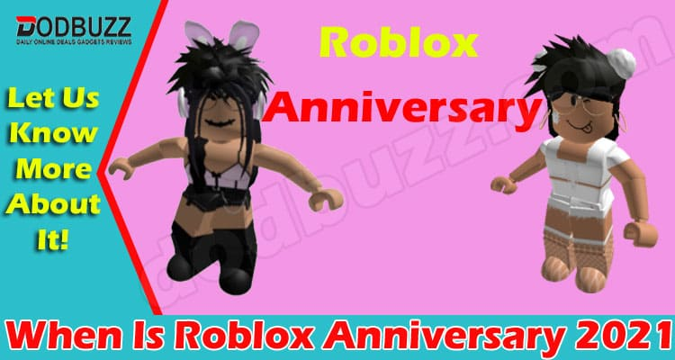When Is Roblox Anniversary (May) Know The Fact Here!