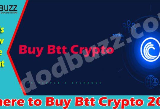 Where to Buy Btt Crypto (