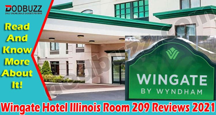 Wingate Hotel Illinois Room 209 Reviews 2021
