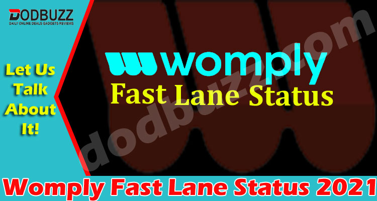 Womply Fast Lane Status (May) Check Status Of PPP Loans!