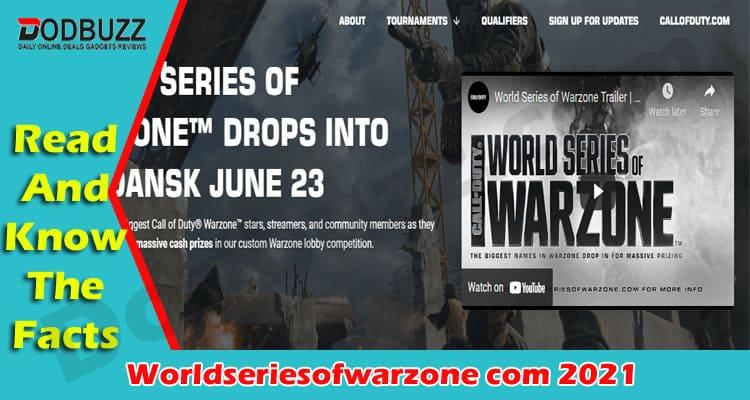 Worldseriesofwarzone com 2021