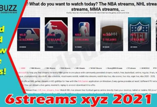6streams Xyz (June) Get All The Information Here!