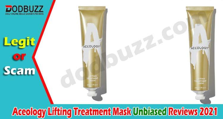 Aceology Lifting Treatment Mask Reviews (June) Legit!