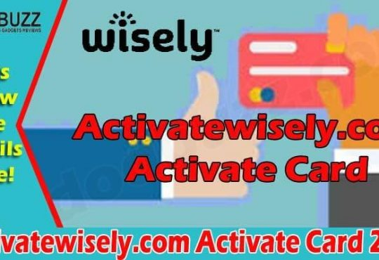 Activatewisely.com Activate Card 2021
