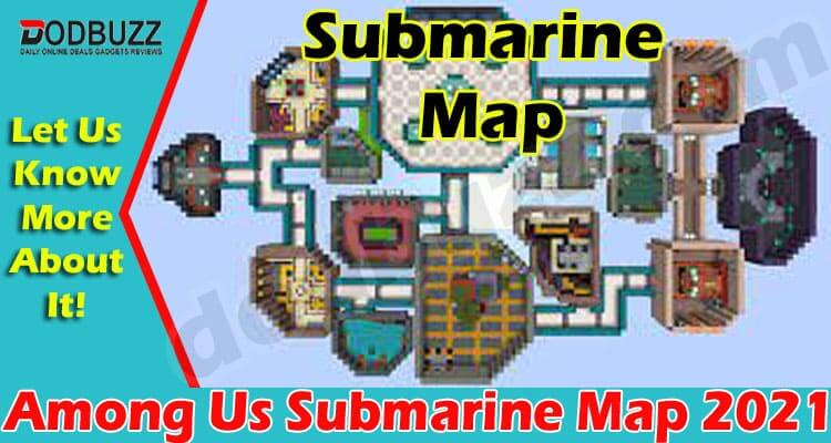 Among Us Submarine Map (June) All About New Custom Map!