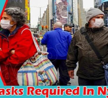 Are Masks Required In Ny {June} About New Guidelines!