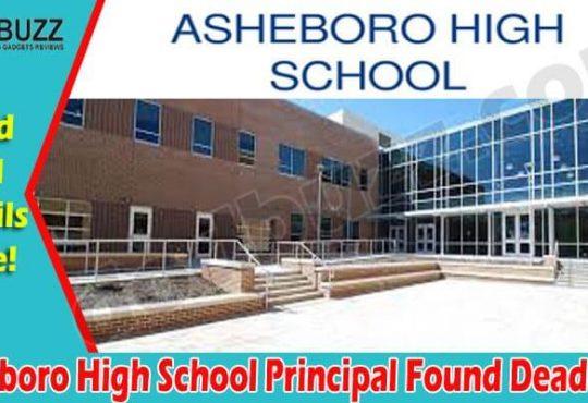 Asheboro High School Principal Found Dead 2021