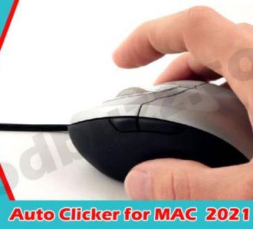 Auto Clicker for MAC 2021