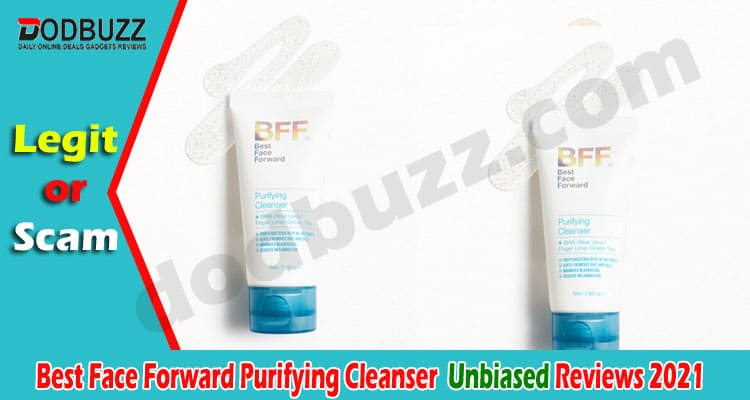 Best Face Forward Purifying Cleanser Reviews {June} Safe