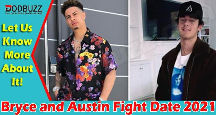 Bryce And Austin Fight Date (June) When Is The Fight