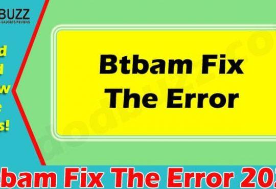 Btbam Fix The Error (June) About The Single Debut!