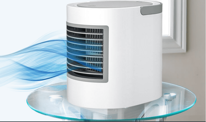 Chillbox AC clean the air in your environment