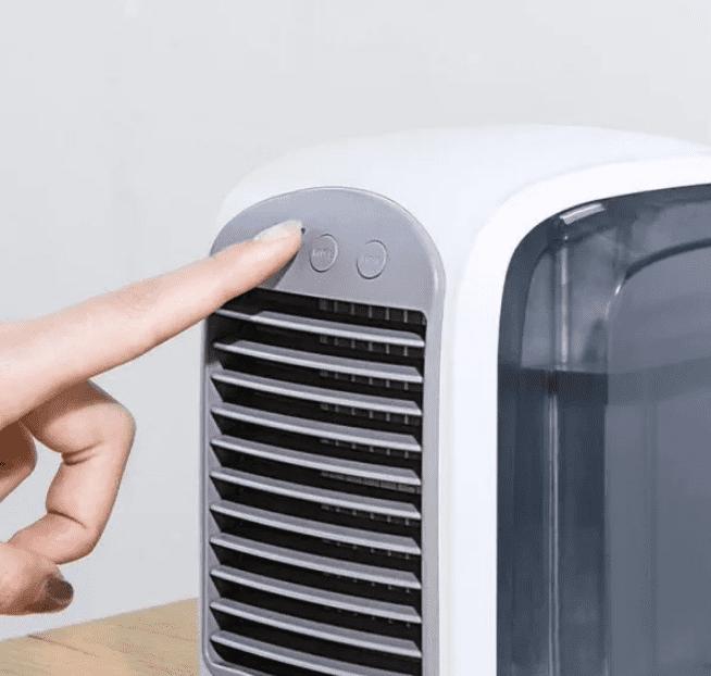 Chillbox Portable AC Benefit