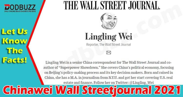 Chinawei Wall Streetjournal (June) Get Deep Insight!