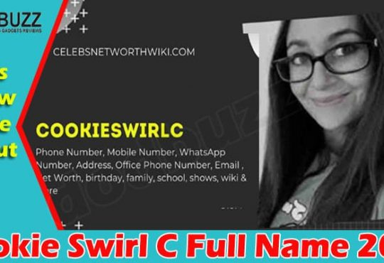 Cookie Swirl C Full Name (June 2021) Let Us Know Here!