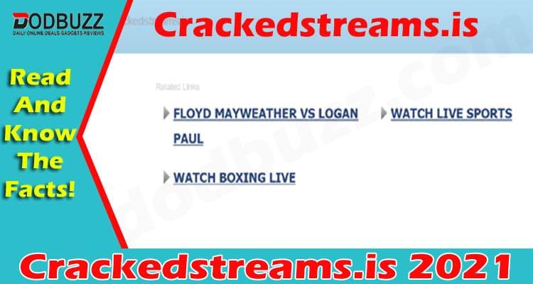 Crackedstreams.is (June 2021) Read An Update Here!