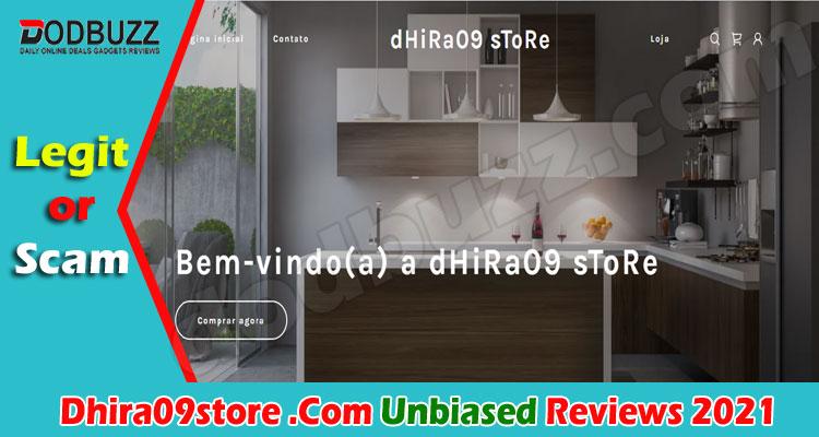 Dhira09store .Com (June 2021) Is This Legit Or Fake